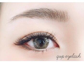 クプアイラッシュ 新宿店(qup eyelash)の写真/《話題沸騰♪》驚きの軽さ×自然なボリュームで目元の印象UP!【5Dボリュームラッシュ】感動の仕上がりに◎