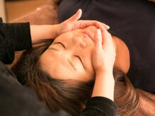 セラピーシェール(Therapie Cher)の雰囲気(頭、顔、デコルテ、腕を集中ケアするならヘッド&フェイス矯正)