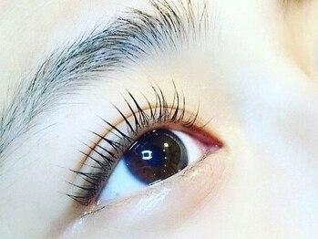 エハコ(ehako)の写真/知識と高度な技術を兼ね備えたアイデザイナーがまつ毛の生え癖・目の形などに合わせ、貴女の理想の目元に♪