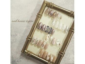 ネイルハウス アンジュ(nail house&you)