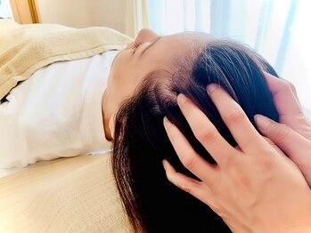 そめい癒の写真/『うわぁ♪頭が軽い!』首・肩・頭の揉みほぐしとツボ押しでスッキリ☆ガチガチの心と体に効く!