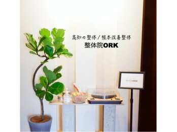 整体院オーク(ORK)(高知県南国市)