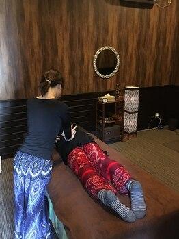 アジアンリラクゼーションヴィラ 甲府平和通り店(asian relaxation villa)の写真/プチプラメニュー多数ご用意!初めての方でも試しやすく、長く通い続けたい人にオススメの本格サロン◎
