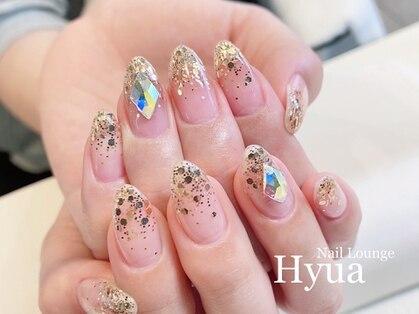 ネイルラウンジ ヒュア(Nail Lounge Hyua)の写真