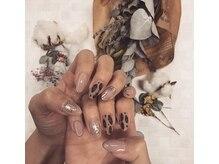 アルテ ビートル ネイル(arte Beetle nail)の雰囲気(秋冬ネイル)