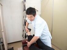 柴田カイロプラクティックの雰囲気(体の歪みを整えます。)