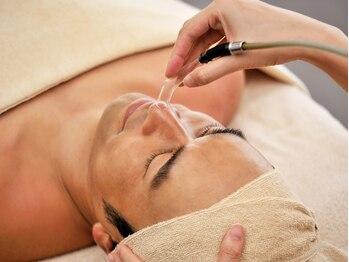 VS28スキンケアスタジオ バリイン 長崎(BALI IN)の写真/毛穴のベタつき、顔のテカり…男性肌のお悩みをすっきり解消!長崎のメンズサロンなら美肌専門店のココ★