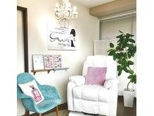 アイラッシュアンドネイルサロン グレイス(Grace)の雰囲気(全室個室で、マツエクとネイルの同時施術も可能です☆)