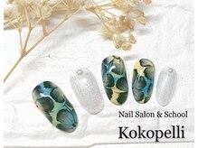 ココペリ(Nail Salon&School kokopelli)/フラワーネイル