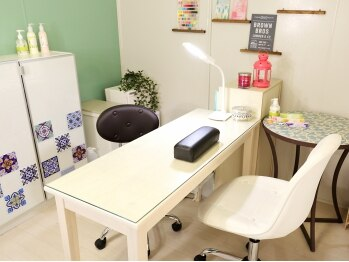 ネイルアトリエ クレアール(nail atelier crear)(兵庫県神戸市西区)