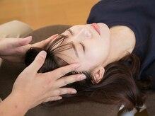美容整体サロン レレポノ(LELEPONO)/頭痛改善にもヘッドセラピー