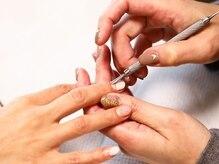 爪を健康に保ちながらネイルが楽しめます!