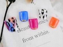 キュラス ネイルサロン(Culus nail salon)/Footアートコース
