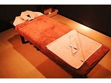 和スパ(和spa)の雰囲気(和spaでは畳の施術部屋を全ての部屋で導入しております。)