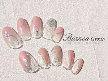ビアンカ 市ヶ谷店(Bianca)/デート♪トレンドネイル2021