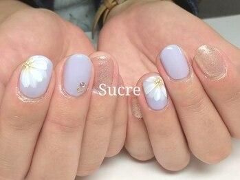 シュクル(Sucre)/フラワーネイル☆