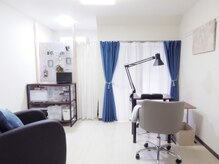 ナルジュンネイル(narujun nail)の雰囲気(心落ち着く完全個室のプライぺート空間でお寛ぎください♪)