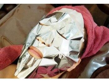 """アール プロケアサロン(AR)の写真/オールハンドの施術でもち肌を手に入れて♪深部からアプローチ◎美肌作りができます♪"""""""