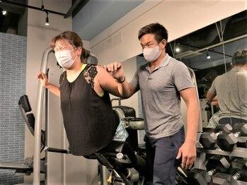 トータル カラダ ケア 24(TOTAL KARADA CARE 24)/背中のトレーニング