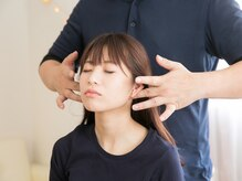 美容整体サロン レレポノ(LELEPONO)/上部頚椎矯正