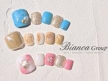 ビアンカ 市ヶ谷店(Bianca)/夏フットトレンドネイル2021