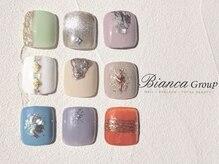 ビアンカ 市ヶ谷店(Bianca)/フット1本アート初回¥4980~