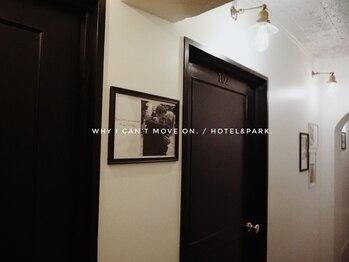 ホテルアンドパーク(HOTEL&PARK.)/Room.102 103