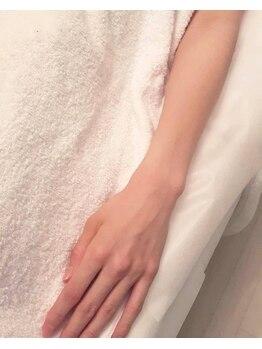 コノア ブランシェ(CONOA BLANCHE)/脱毛後のお写真