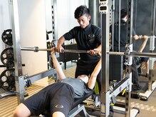 ライザップ 柏店(RIZAP)/筋力トレーニング