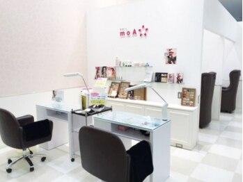 ネイルモア 柏店(nail moA by Rosa)(千葉県柏市)
