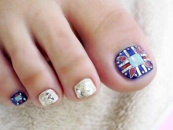 nail salon PISAR_デザイン_02