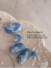 サロン アンジェラ(Salon Angela)/薔薇ネイル