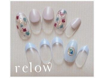 リロウ(relow)/5月キャンペーンネイル☆1.2