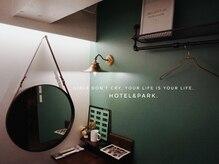 ホテルアンドパーク(HOTEL&PARK.)/Room.102