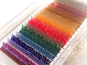 ビタミン(Vitamin*)の写真/ファッション・髪型をキメたら目元もあなた色にコーディネート☆【+¥1000】で何本でも何色でも追加OK☆