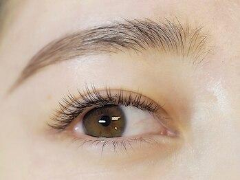ビーフォーアイラッシュ 花巻店(Be Four eyelash)の写真/すっぴんでも盛れるまつ毛パーマ&マツエク♪なりたいイメージに合わせたアイテムで印象的なぱっちり目に★