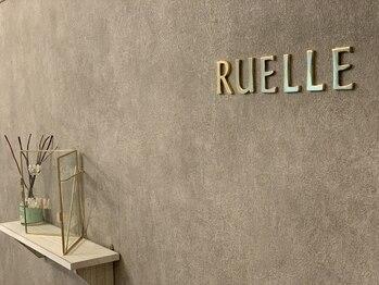リュエル(RUELLE)/RUELLE店内デザイン