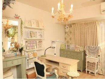 アミュリー ネイル アトリエ(Amury nail atelier)(大阪府大阪市西区)