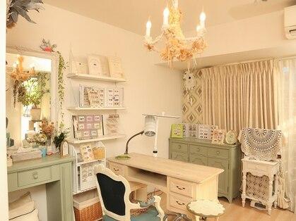 Amury nail atelier【アミュリーネイルアトリエ】(福島・野田・大正・西淀川/ネイル)の写真