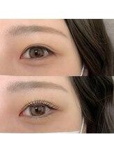 アイボーテ バイ シュエット 本店(eye beaute by chouette)/ドーリーラッシュリフト
