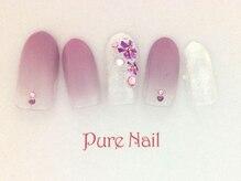 ピュアネイル イーアスつくば店(Pure Nail)/春ネイル