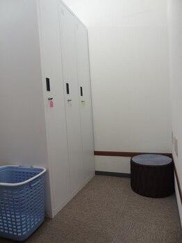 川口カイロプラクティック整体院/更衣室