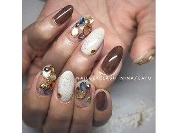 ニナ ガト(nina gato)