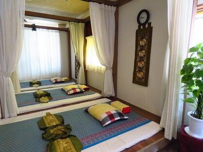 タイ古式マッサージ スリンの写真