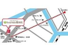 【横浜駅からのアクセス】