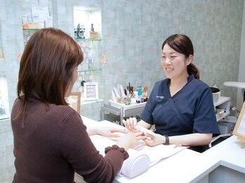 カリタ奈良の写真/【自爪育成ネイルケアコース】サロンこだわりの施術で健康的な自爪にしましょう♪形も美しくなります☆