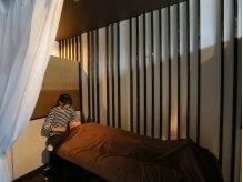 ブランリラクシング(頭。BLANC Relaxing)の雰囲気(個室空間で贅沢な時間を…♪)