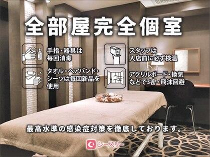 プレミアム全身脱毛シースリー 神戸三宮店の写真