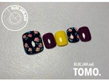ブルージャムネイル(BLUE.JAM.nail)/今月のキャンペーン【フット】
