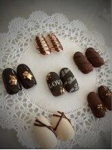 サロン アンジェラ(Salon Angela)/チョコレートネイル